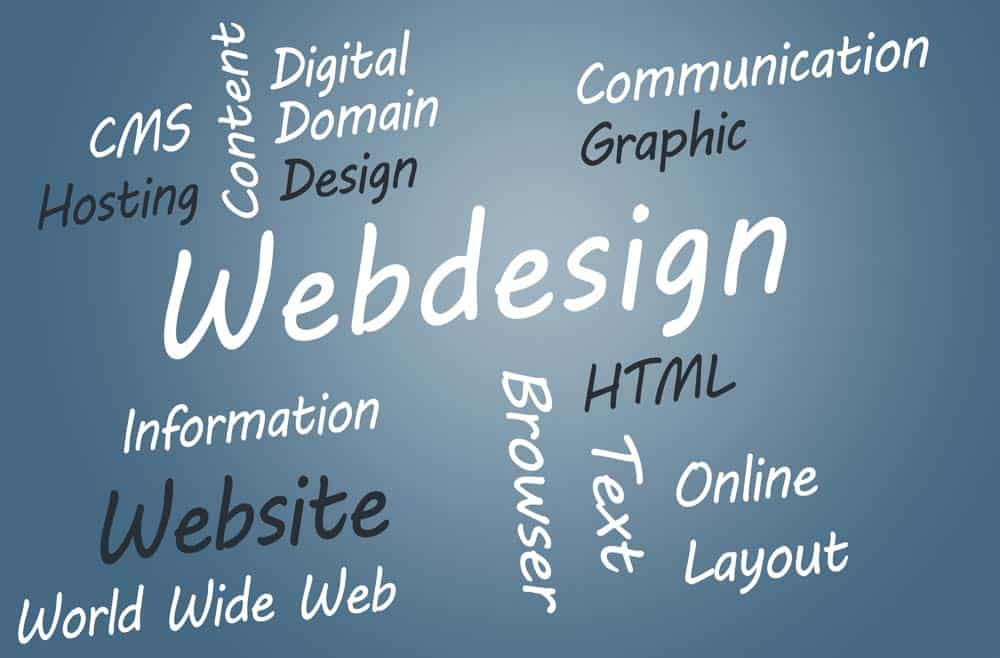 website design services in surrey for personal or business use